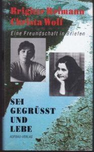 Sei gegrüsst und lebe Aufbau Verlag 1993